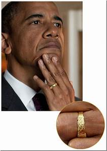 Barack obama and his wedding ring angara for Barack obama wedding ring