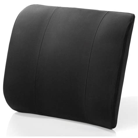 tempur pedic travel pillow tempur pedic 174 tempur pillows 15 quot lumbar cushion vandrie