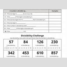 Division Worksheets & Free Printables Educationcom