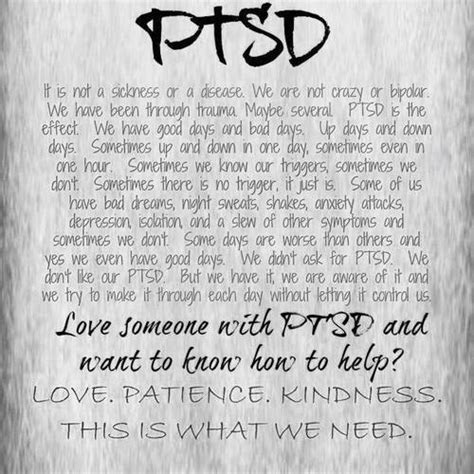 Ptsd Inspirational Quotes Quotesgram