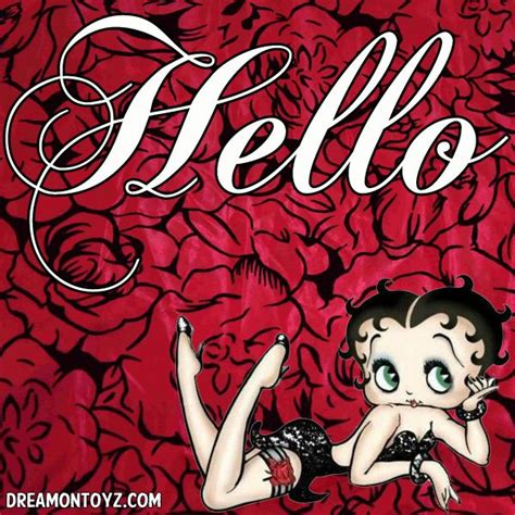 hello bett 180 best hello betty boop graphics greetings images on