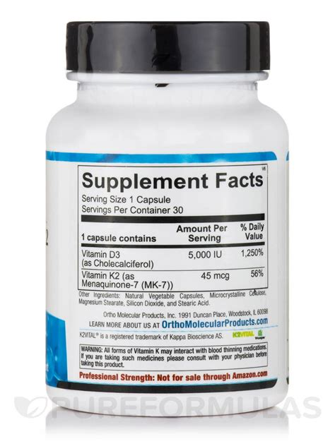 Jul 11, 2020 · best vitamin d for older adults: Vitamin K2 with D3 - 30 Capsules