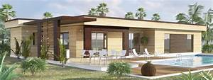 maison en kit With maison bois sur plots 6 habitats modulaires