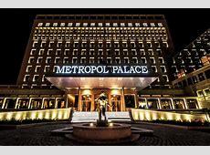 Metropol Palace Hotel Belgrade 5 stars