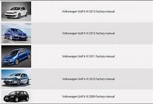 Vw Golf 6 Vi 2009