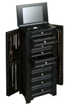 Oxford Jewelry Armoire by Jewelry Armoires Ikea Foter