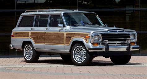 jeep grand wagoneer   priced  high
