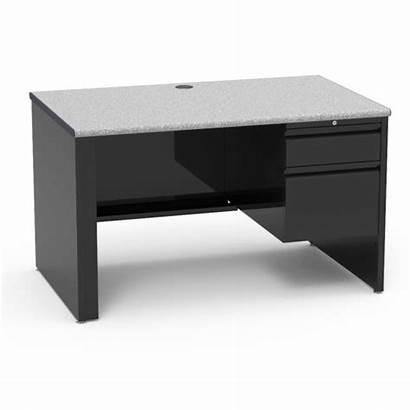 Desk Virco Office Hand Right Series Desks