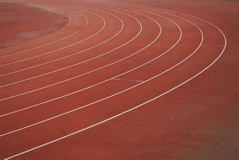 Track Running Lanes Free Stock Photo - Public Domain Pictures