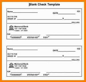 5 editable blank check template mail clerked With editable check template