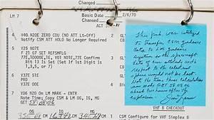 Apollo 13 checklist sells for $380,000 | The Australian