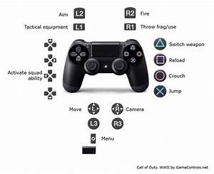 Call Of Duty WWII Game Controls Network