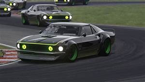 Mustang RTR-X Assetto Corsa - YouTube