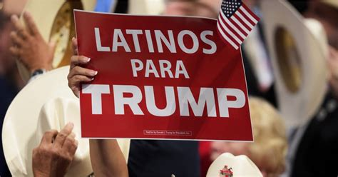trump latinos chickens sanders colonel latina donald voting sad popsugar getty auto spectacle
