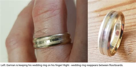 lost engagement or wedding ring 43 places where to look