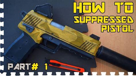 fortnite pistol part  cosplay prop youtube