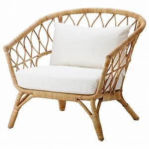 Fauteuil Rotin Design : fauteuil rotin avec coussin ikea d coration pinterest fauteuil rotin rotin et ikea ~ Nature-et-papiers.com Idées de Décoration