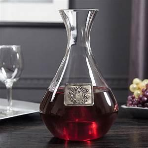 Marceau, Glass, Wine, Decanter