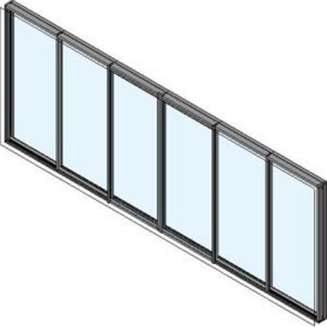 Alfresco Stacker Doors 6 Panel - Design Content