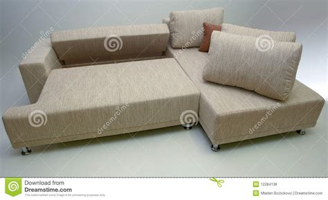 modern corner sofa stock photo image  background