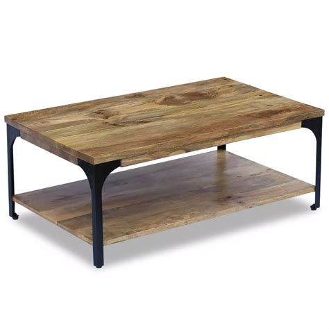 At defrae contract furniture we specialise in all the furniture you need for your coffee shop or cafe. Coffee Table Mango Wood 100x60x38 Cm   Furniture Supplies UK