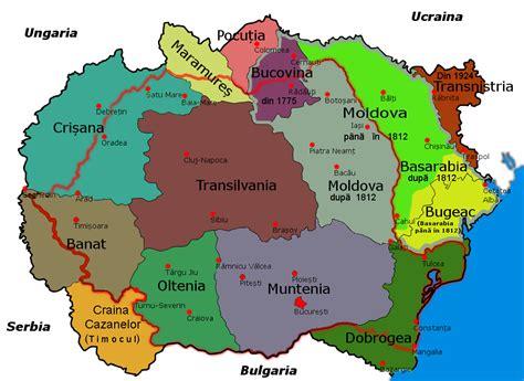 Romania harta google