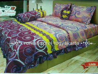 Harga Sprei Merk Felis rumah sprei bed cover bedcover king size 180x200