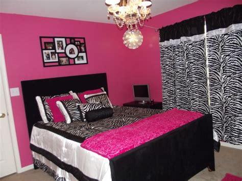 zebra  hot pink  year  girl mikaylahs room