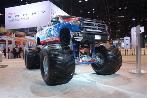 chicago monster truck show funky finds from the 2018 chicago auto show automobile