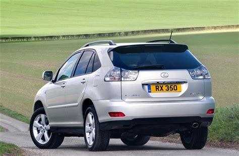 lexus rx  car review honest john