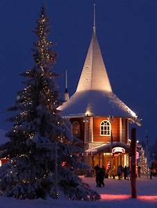 Santa Claus Holiday Village in Santa Claus Village in ...