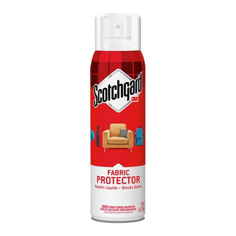 Fabric And Upholstery Protector scotchgard 14 oz fabric and upholstery protector 4106 14