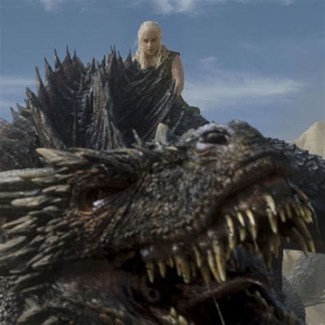 headed dragon fan theory  game  thrones