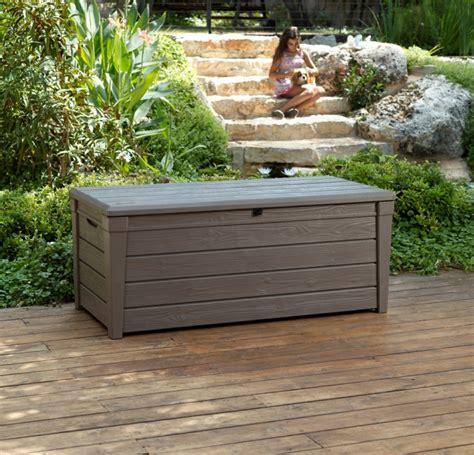 le banc coffre de jardin belles id 233 es pour votre jardin archzine fr