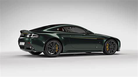 Aston Martin V12 Vantage by Official Aston Martin V12 Vantage S Spitfire 80 Gtspirit