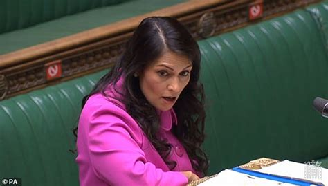 Ex-Navy chief Admiral Lord West backs Priti Patel's call ...