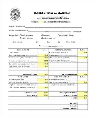 sample printable business forms   ms word