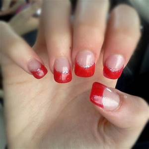 Red acrylic nail designs - Google Search | Make-up & Nails ...