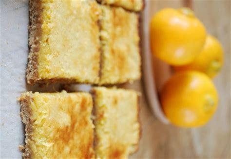 bergamote cuisine carrés au citron bergamote et thé earl grey clea cuisine