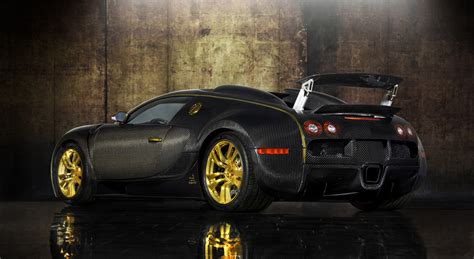 How much does a tesla actually cost? Bugatti Veyron by Mansory Linea Vincero d'Oro   Neon Hero