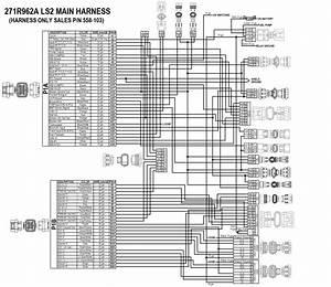Wiring Diagram Holley Efi