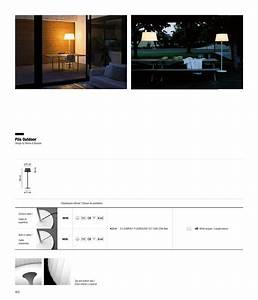 vibia plis outdoor floor lamp outdoor cable 4035 03 With plis outdoor floor lamp