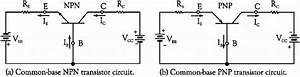 10 Common Base Configuration Consider A Transistor  Either