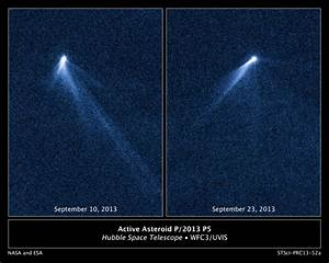 Hubble Sees Asteroid Spouting Six Comet-Like Tails | NASA