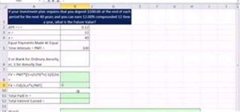 sinking fund calculator excel how to calculate future value in excel 2010 how to use