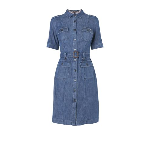 where to buy jean skirts brompton sleeve denim dress at daks