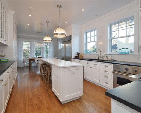 ideas for narrow kitchens narrow kitchen island with seating design decoration