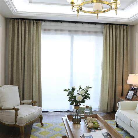 vorhänge im schlafzimmer minimalismus vorhang hellgrau unifarbe im schlafzimmer