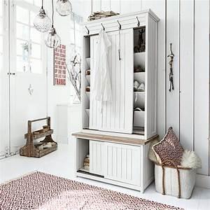 Garderobe Vintage Weiß : garderobe remerton loberon ~ Sanjose-hotels-ca.com Haus und Dekorationen