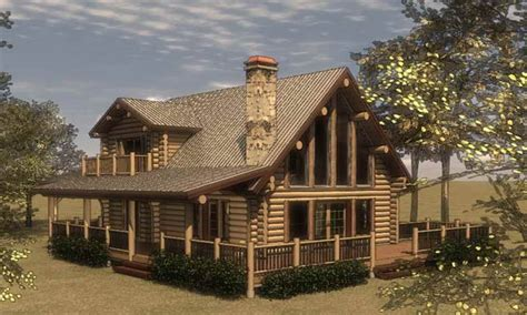 Small Cabin House Plans Cabin House Plans with Loft cabin